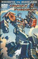Transformers Robots In Disguise Ongoing #6 Cover A [Comic] THUMBNAIL