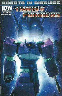 Transformers Robots In Disguise Ongoing #6 Cover B [Comic] LARGE