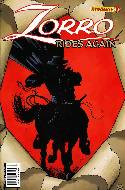 Zorro Rides Again #1 [Comic] THUMBNAIL