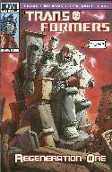 Transformers Regeneration One #81 Cover A [IDW Comic] THUMBNAIL