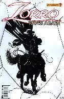 Zorro Rides Again #1 Wagner B&W Incentive Cover [Comic]