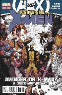 Wolverine and X-Men #9 (AVX) [Comic] THUMBNAIL