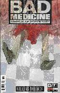 Bad Medicine #4 [Oni Press Comic] THUMBNAIL