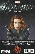 Avengers Black Widow Strikes #1 [Comic] THUMBNAIL