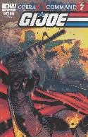 GI Joe Vol 2 Ongoing #11 Cover RI- David Williams Interconnected Incentive [Comic] THUMBNAIL