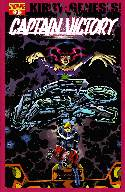 Kirby Genesis Captain Victory #1 Oeming Chase Cover [Comic] THUMBNAIL