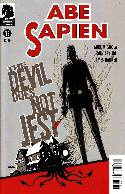 Abe Sapien Devil Does Not Jest #1 Johnson Cover THUMBNAIL