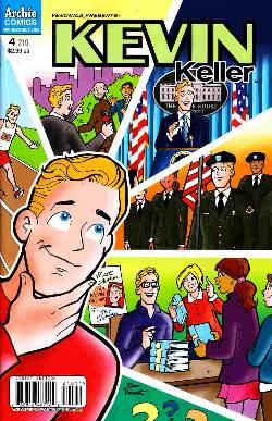 Veronica #210 (Veronica Presents Kevin Keller #4) [Comic] LARGE