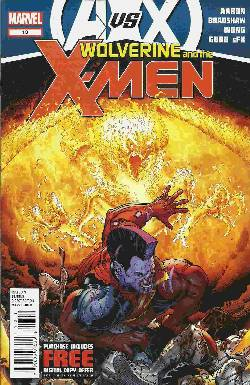 Wolverine and the X-Men #13 [Marvel Comic] LARGE