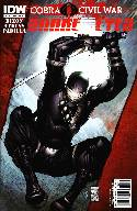 Snake Eyes Ongoing (IDW) #3 Cover B [Comic] THUMBNAIL