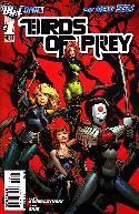 Birds Of Prey #1 Second (2nd) Printing THUMBNAIL