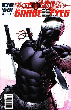 Snake Eyes Ongoing (IDW) #5 Cover A [Comic] LARGE