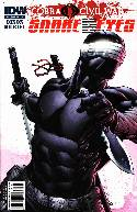 Snake Eyes Ongoing (IDW) #5 Cover A [Comic] THUMBNAIL
