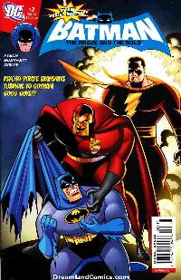 All new batman the brave and the bold #2 LARGE
