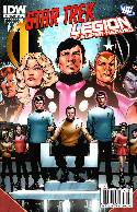 Star Trek Legion Of Superheroes #1 Cover A- Jimenez [Comic] THUMBNAIL