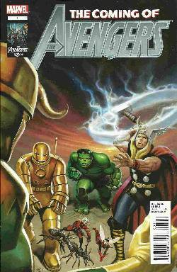 Avengers Coming Of Avengers #1 [Comic]_LARGE