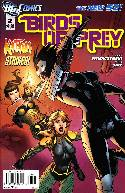 Birds Of Prey #2 [Comic] THUMBNAIL