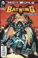 Batwing #9 (Night of the Owls) [DC Comic] THUMBNAIL