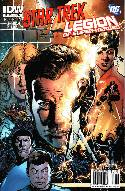 Star Trek Legion Of Superheroes #2 Cover A- Jimenez [Comic] THUMBNAIL