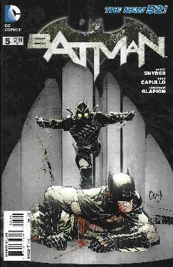 Batman #5 Fourth (4th) Printing [Comic]_LARGE