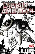 Captain America #1 Second (2nd) Printing THUMBNAIL