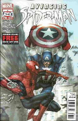 Avenging Spider-Man #5 With Digital Code [Comic]_LARGE