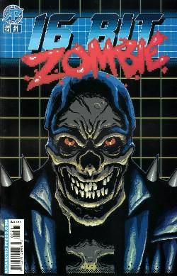 16 Bit Zombies #1 [Comic] LARGE
