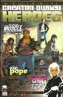 Creator Owned Heroes #2 Cover A [Image Comic] THUMBNAIL