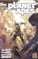 Planet Of The Apes #6 Cover A [Comic]