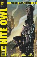 Before Watchmen Nite Owl #1 [DC Comic] THUMBNAIL