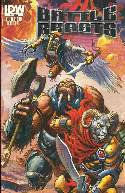 Battle Beasts #1 [IDW Comic] THUMBNAIL