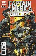 Captain America And Bucky #627 [Comic] THUMBNAIL