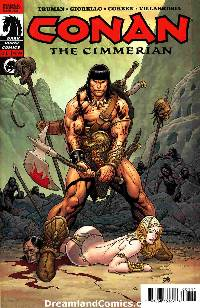 CONAN THE CIMMERIAN #1 CHO COVER LARGE