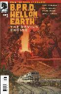 BPRD Hell On Earth Devils Engine #1 [Comic] THUMBNAIL