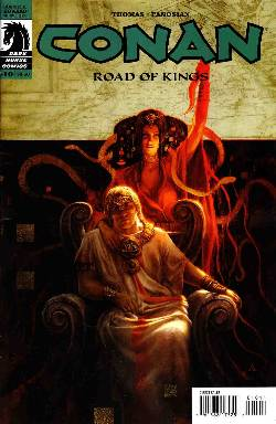 Conan Road Of Kings #10 [Comic] LARGE