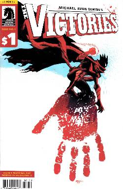 The Victories #1 1 for $1 Edition [Comic] LARGE