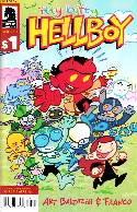 Itty Bitty Hellboy #1 1 for $1 Edition [Comic]