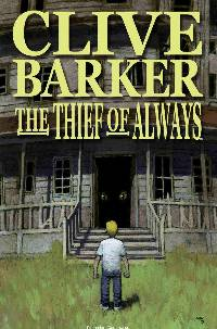 Clive barker: the thief of always gn_LARGE