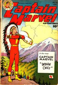 Captain Marvel Adventures #83 [Comic] LARGE