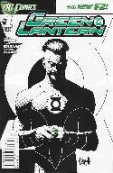 Green Lantern #1 Capullo Variant Cover [Comic]_THUMBNAIL