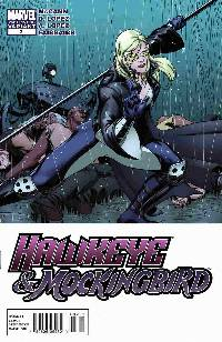 Hawkeye  mockingbird #2 (second print) LARGE