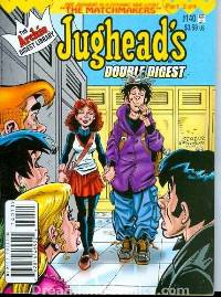 Jughead's Double Digest #140 [Archie Comic] LARGE