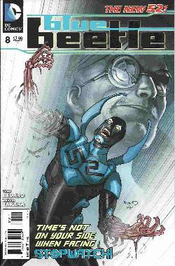 Blue Beetle #8 [Comic] LARGE