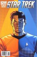 Star Trek Ongoing #1 Cover B- Messina [Comic] THUMBNAIL