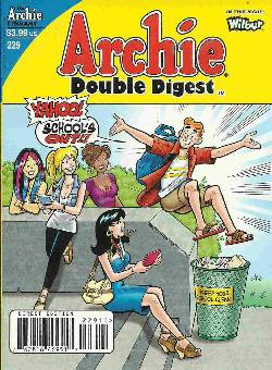 Archie Double Digest #229 [Comic] LARGE