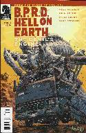 BPRD Hell On Earth Devils Engine #2 [Comic] THUMBNAIL