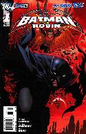 Batman And Robin #1 Second Printing [DC Comic]_THUMBNAIL