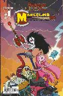 Adventure Time Marceline Scream Queens #1 Cover A- Bennett [Comic]_THUMBNAIL