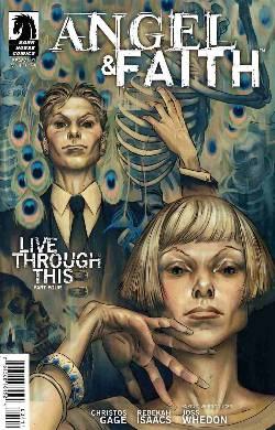 Angel & Faith #4 Steve Morris Cover [Comic] LARGE
