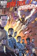Star Trek Legion Of Superheroes #2 Cover B- Lightle [Comic] THUMBNAIL
